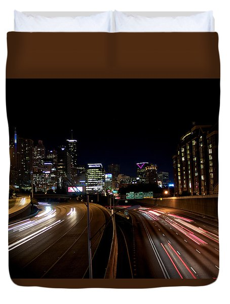 Midtown Duvet Cover