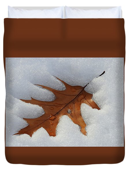 Mighty Oak Duvet Cover