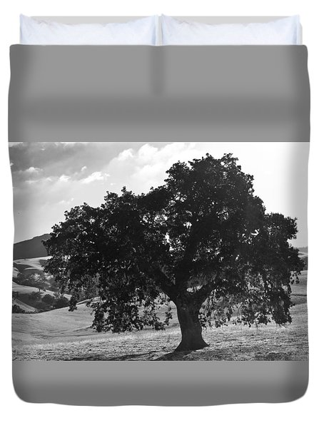 Mighty The Oak Duvet Cover