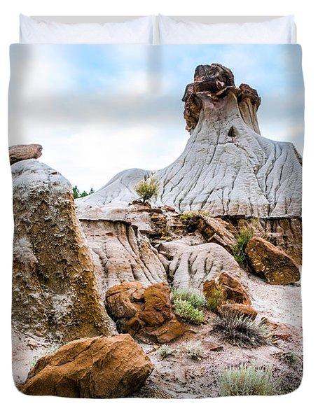 Mikoshika State Park Duvet Cover