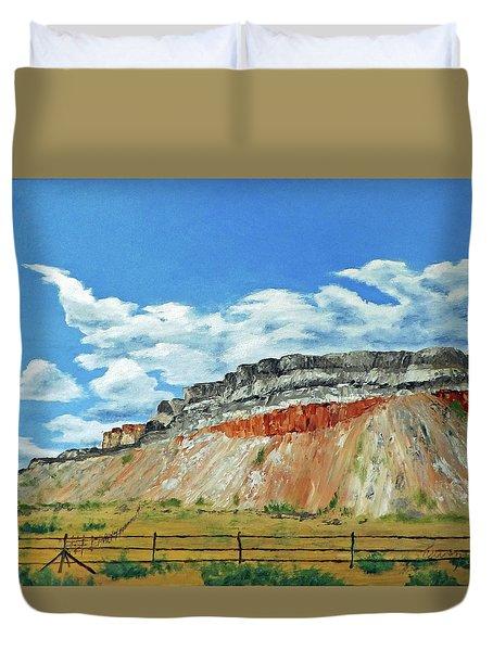 Mile Marker 34  /  6 Of 6 Duvet Cover