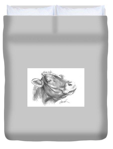 Milk Cow Duvet Cover