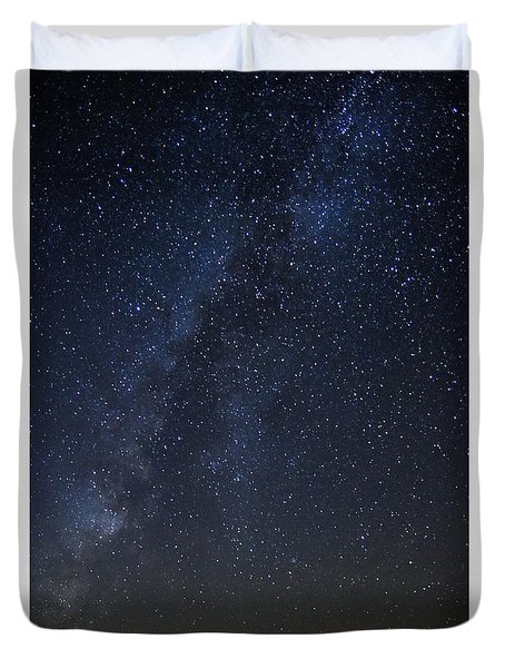 Milky Way Duvet Cover