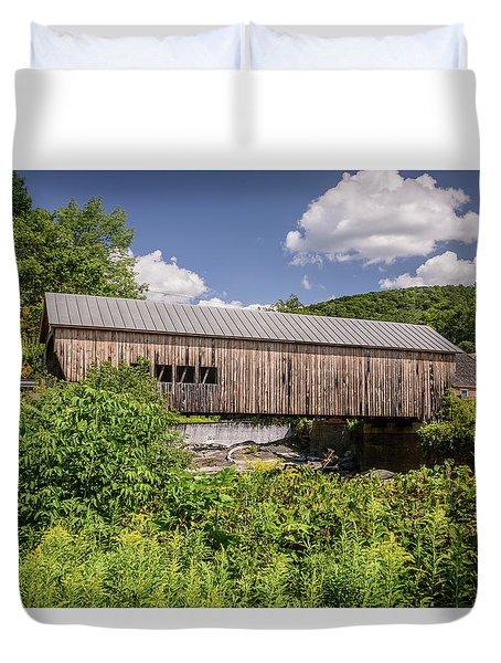 Mill Bridge Duvet Cover