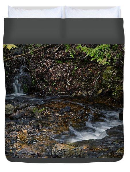 Mill Creek Duvet Cover