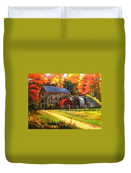 Mill House Duvet Cover