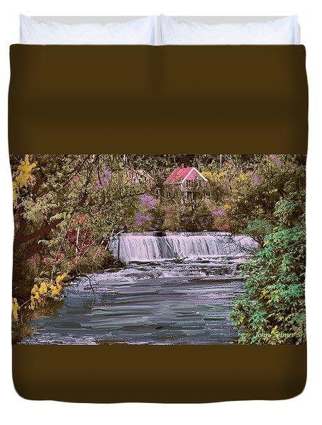 Millstream Duvet Cover