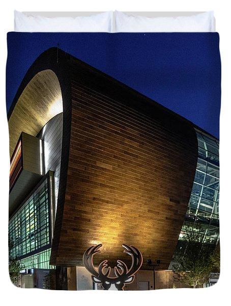 Milwaukee Bucks Duvet Cover