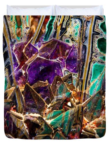 Mineral Maelstrom Duvet Cover