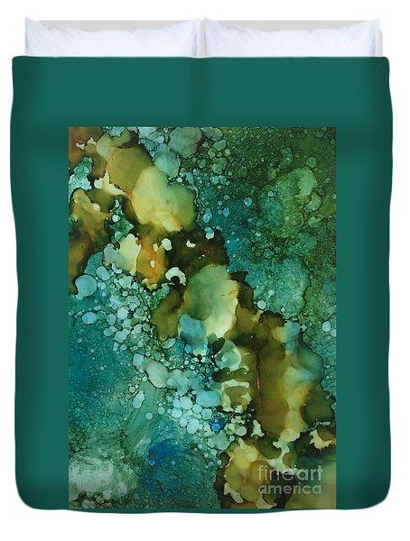 Mineral Spirits Duvet Cover