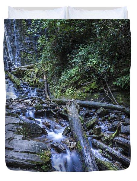 Mingo Falls One Duvet Cover