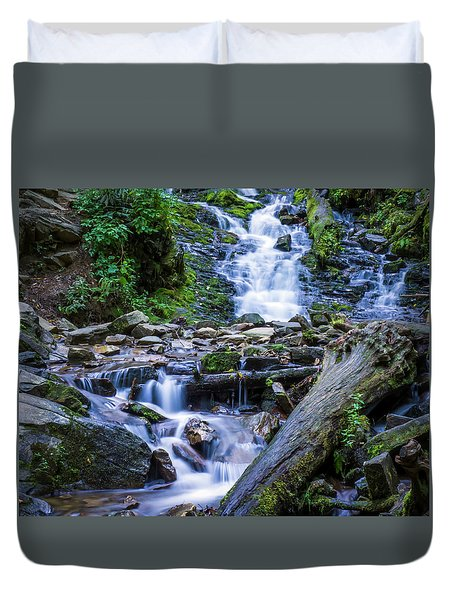 Mingo Falls Two Duvet Cover