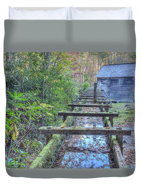 Mingus Mill Duvet Cover