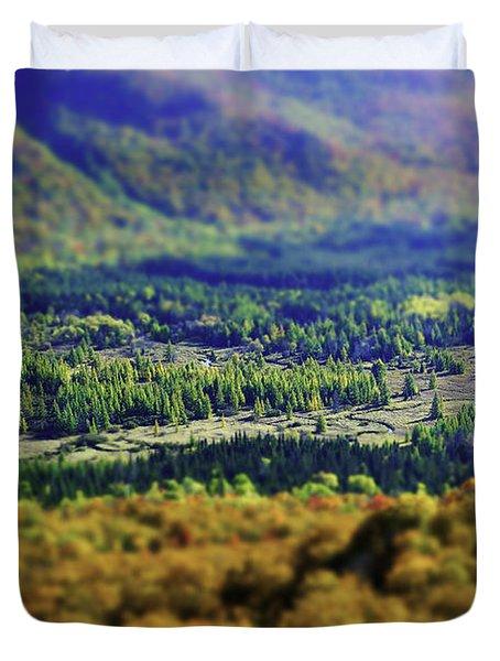 Mini Meadow Duvet Cover