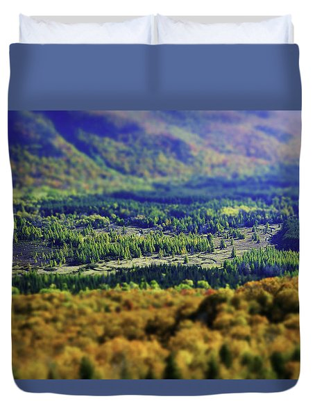 Mini Meadow Duvet Cover