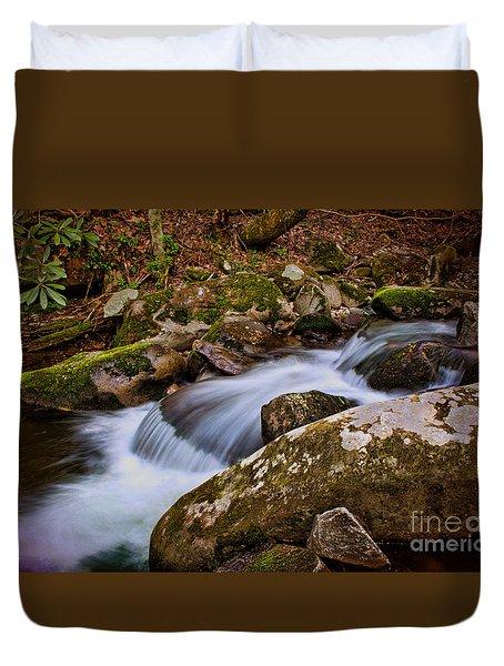 Mini Water Fall Duvet Cover