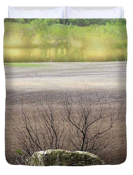 Minnesota Quantum Field..... Duvet Cover