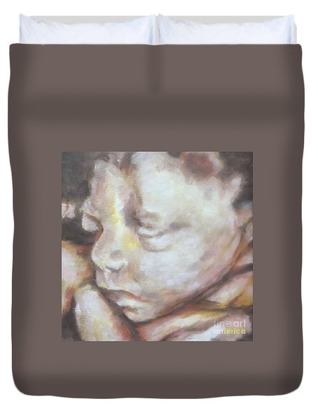 Miracle Baby Duvet Cover