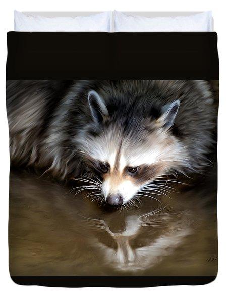 Mirror Duvet Cover
