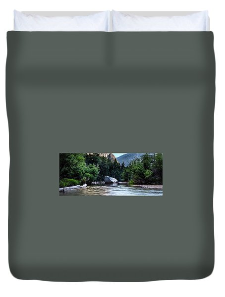 Mirror Lake- Duvet Cover