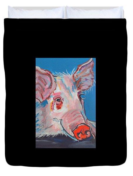 Miss Piggy Duvet Cover
