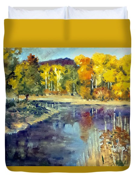 Mississippi Mix Duvet Cover