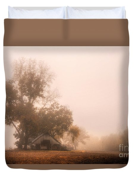 Missouri Bottoms Indian Summer Duvet Cover