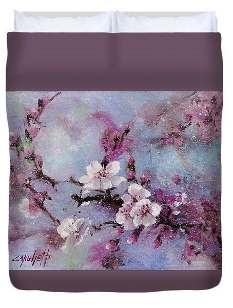 Misty Duvet Cover