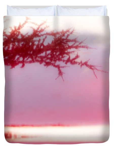 Misty Morn Duvet Cover