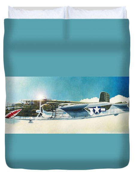 Mitchell Duvet Cover