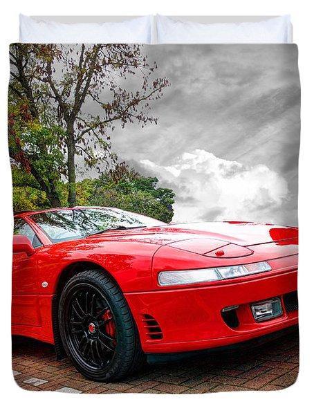 Mitsubishi 3000gt Duvet Cover