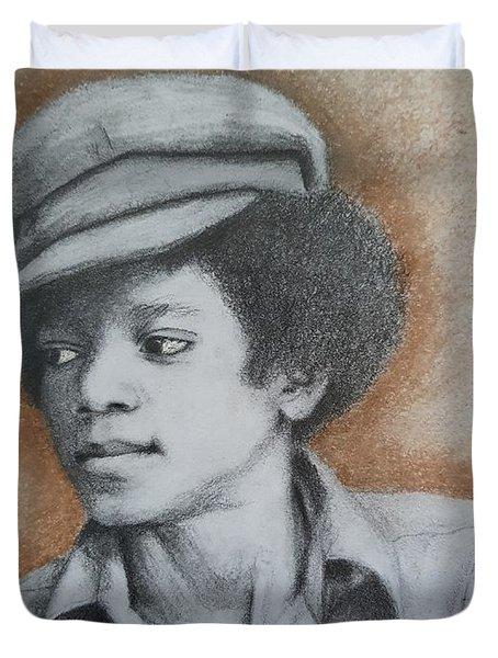 MJ Duvet Cover