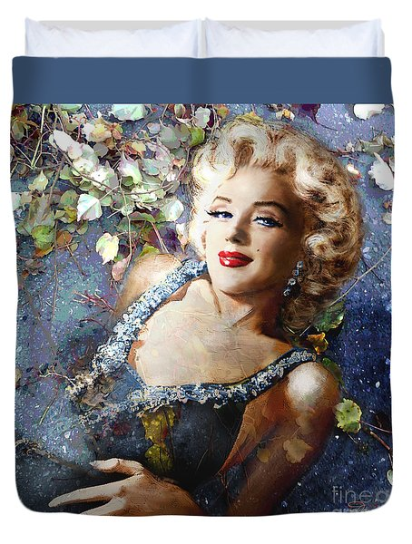 Mm Resurrection  Duvet Cover