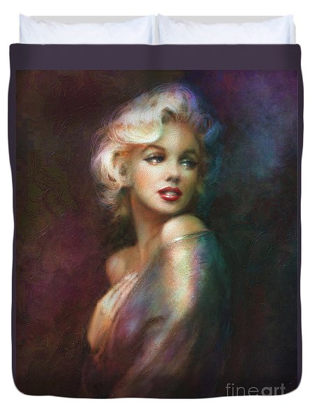 Mm Ww Colour Duvet Cover