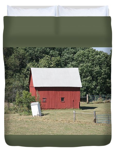 Moberly Farm Duvet Cover