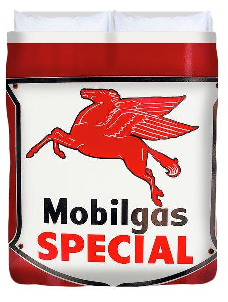 Mobilgas Vintage 82716 Duvet Cover