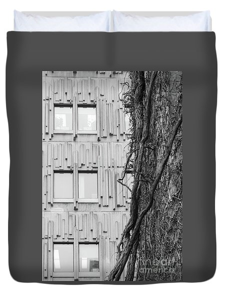 Modern And Nature Duvet Cover