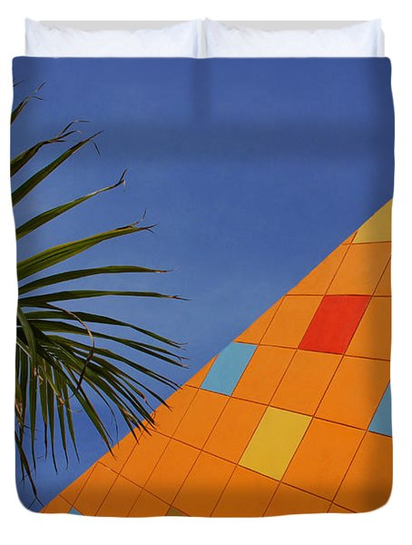 Modern Architecture Duvet Cover by Susanne Van Hulst