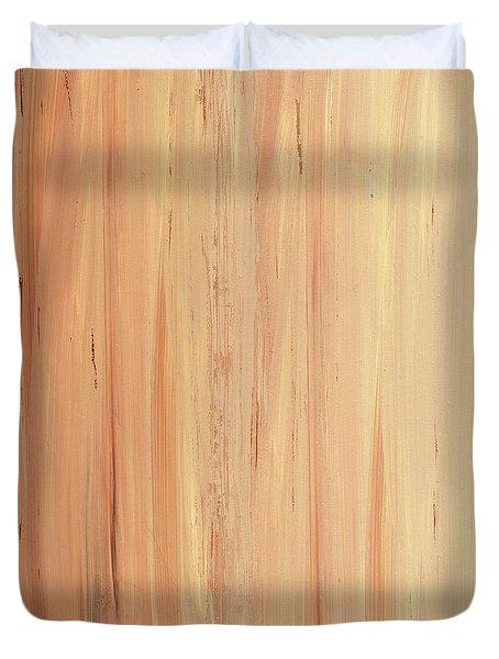 Modern Art - The Power Of One Panel 2 - Sharon Cummings Duvet Cover by Sharon Cummings