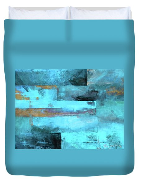 Modern Contemporary 5 Duvet Cover
