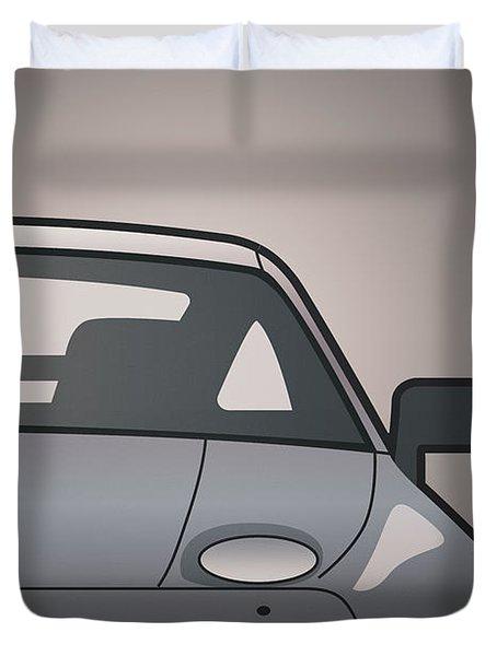 Modern Euro Icons Series Porsche 928 Gts Split Duvet Cover