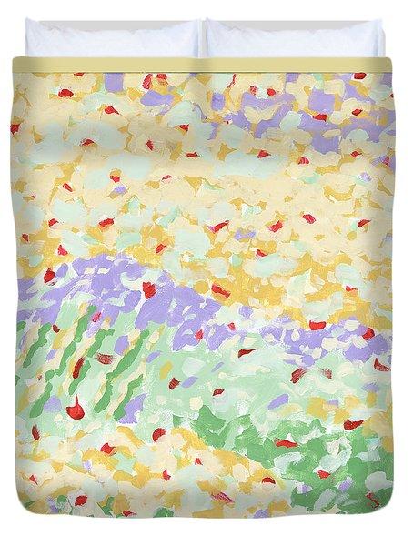Modern Landscape Painting 3 Duvet Cover