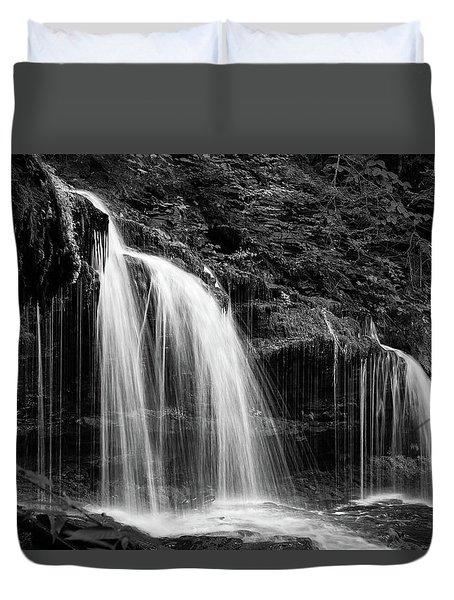 Mohawk Falls II Duvet Cover