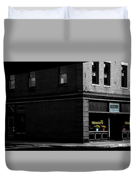 Mohawk Tavern In North Adams - The Berkshires Duvet Cover