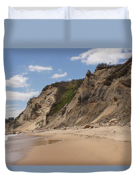 Mohican Bluffs Duvet Cover
