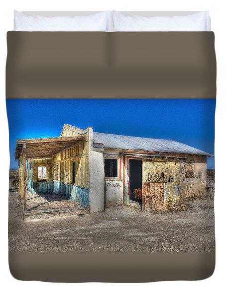 Mojave Times Duvet Cover