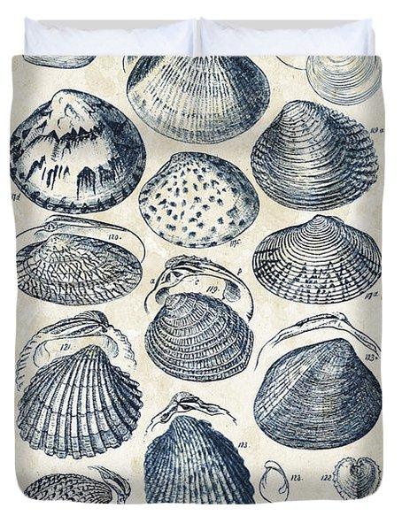 Mollusks - 1842 - 06 Duvet Cover