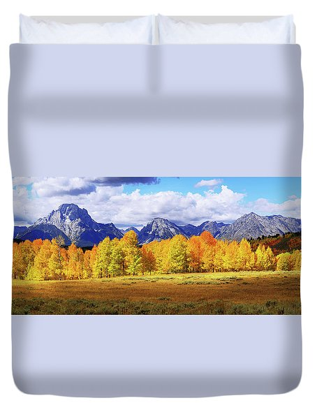 Moment Duvet Cover