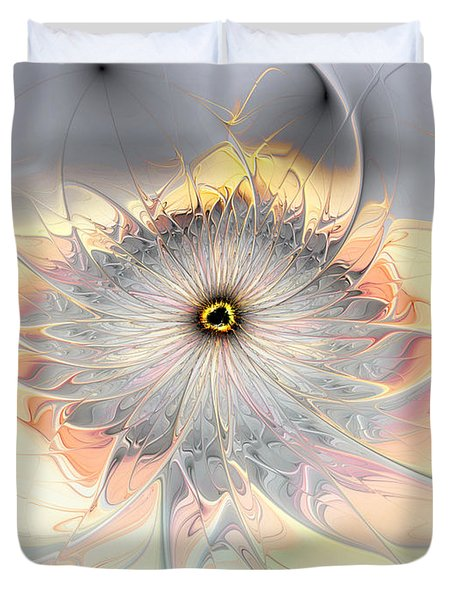 Momentary Intimacy Duvet Cover