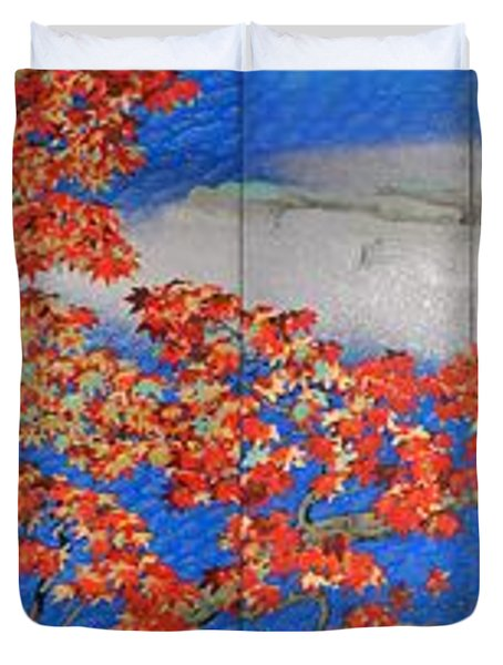 Momiji - Top Quality Image Edition Duvet Cover